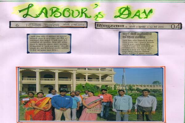 Labour's Day